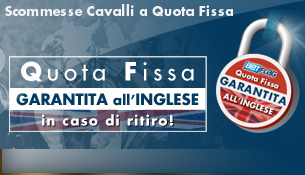 QUOTA FISSA GARANTITA ALL'INGLESE