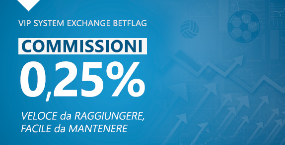 commissioni betting exchange